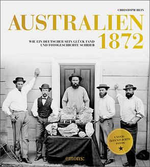 Australien 1872 von Hein,  Christoph