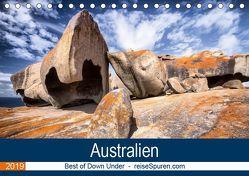 Australien 2019 Best of Down Under (Tischkalender 2019 DIN A5 quer)