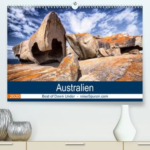 Australien 2020 Best of Down Under (Premium, hochwertiger DIN A2 Wandkalender 2020, Kunstdruck in Hochglanz) von Bergwitz,  Uwe