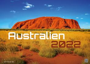 Australien – das Land der Kängurus – 2022 – Kalender DIN A2