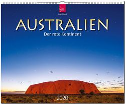 Australien – Der rote Kontinent von Öland,  Ingo