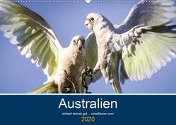 Australien – einfach tierisch gut (Wandkalender 2020 DIN A2 quer) von Bergwitz,  Uwe