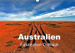 Australien – Faszination Outback (Wandkalender 2018 DIN A3 quer) von Paszkowsky,  Ingo
