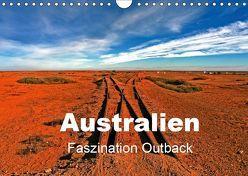 Australien – Faszination Outback (Wandkalender 2019 DIN A4 quer) von Paszkowsky,  Ingo