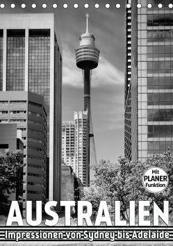AUSTRALIEN Impressionen von Sydney bis Adelaide (Tischkalender 2019 DIN A5 hoch) von Viola,  Melanie