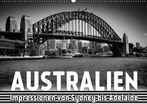 AUSTRALIEN Impressionen von Sydney bis Adelaide (Wandkalender 2018 DIN A2 quer) von Viola,  Melanie