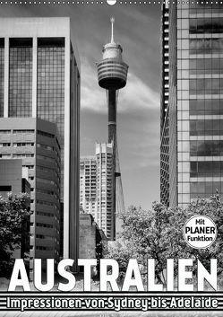 AUSTRALIEN Impressionen von Sydney bis Adelaide (Wandkalender 2019 DIN A2 hoch) von Viola,  Melanie