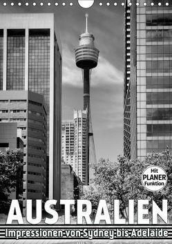 AUSTRALIEN Impressionen von Sydney bis Adelaide (Wandkalender 2019 DIN A4 hoch) von Viola,  Melanie
