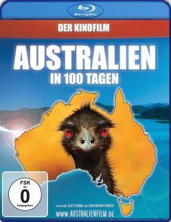 Australien in 100 Tagen von Schranz,  Silke, Wüstenberg,  Christian