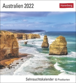 Australien Kalender 2022 von Harenberg