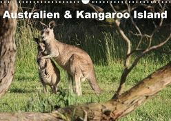 Australien & Kangaroo Island 2018 (Wandkalender 2018 DIN A3 quer) von Linzner,  Petra