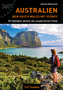 Australien – New South Wales mit Sydney von Barkhausen,  Barbara