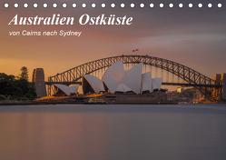 Australien Ostküste – von Cairns nach Sydney (Tischkalender 2020 DIN A5 quer) von Zocher,  Fabian