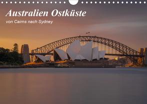Australien Ostküste – von Cairns nach Sydney (Wandkalender 2020 DIN A4 quer) von Zocher,  Fabian