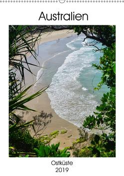 Australien – Ostküste (Wandkalender 2019 DIN A2 hoch) von Hoppe,  Franziska
