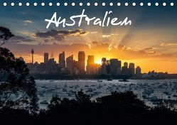 Australien (Tischkalender 2018 DIN A5 quer) von Gann (magann),  Markus