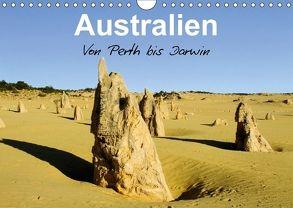 Australien – Von Perth bis Darwin (Wandkalender 2018 DIN A4 quer) von Dirks,  Jörg