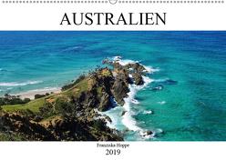 Australien (Wandkalender 2019 DIN A2 quer) von Hoppe,  Franziska