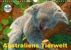 Australiens Tierwelt (Wandkalender 2019 DIN A4 quer) von Stanzer,  Elisabeth