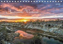 Australiens Westküste (Tischkalender 2019 DIN A5 quer) von Fink,  Christina