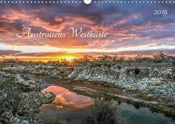 Australiens Westküste (Wandkalender 2019 DIN A3 quer) von Fink,  Christina