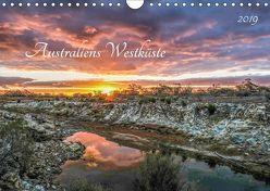 Australiens Westküste (Wandkalender 2019 DIN A4 quer) von Fink,  Christina
