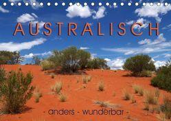 australisch – anders – wunderbar (Tischkalender 2019 DIN A5 quer) von Flori0