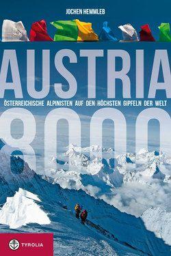 Austria 8000 von Hemmleb,  Jochen