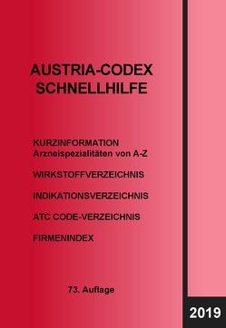 Austria-Codex Schnellhilfe 2019