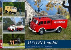 Austria mobil (Wandkalender 2021 DIN A2 quer) von Huschka,  Klaus-Peter