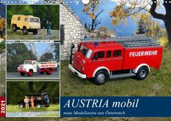 Austria mobil (Wandkalender 2021 DIN A3 quer) von Huschka,  Klaus-Peter