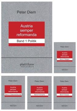 Austria semper reformanda von Diem,  Peter