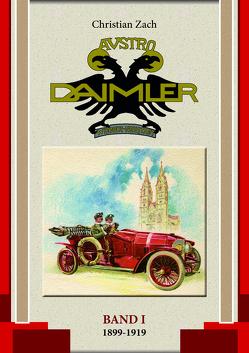 Austro Daimler (Band 1) von Zach,  Christian