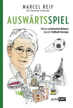 Auswärtsspiel von Reif,  Marcel, Strasser,  Patrick