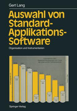 Auswahl von Standard-Applikations-Software von Lang,  Gert
