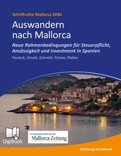 Auswandern nach Mallorca von Fitzner,  Thomas, Plattes,  Willi, Schmidt,  Petra, Strunk,  Günther
