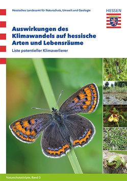 Auswirkungen des Klimawandels auf hessische Arten und Lebensräume