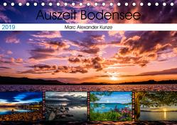 Auszeit Bodensee (Tischkalender 2019 DIN A5 quer) von Alexander Kunze,  Marc