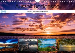 Auszeit Bodensee (Wandkalender 2019 DIN A4 quer) von Alexander Kunze,  Marc