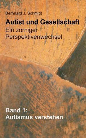 Autist und Gesellschaft – Ein zorniger Perspektivenwechsel von Schmidt,  Bernhard J.