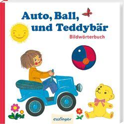 Auto, Ball und Teddybär von Kuhn,  Felicitas