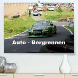 Auto – Bergrennen (Premium, hochwertiger DIN A2 Wandkalender 2021, Kunstdruck in Hochglanz) von von Sannowitz,  Andreas