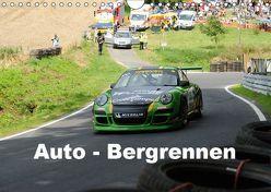 Auto – Bergrennen (Wandkalender 2019 DIN A4 quer) von von Sannowitz,  Andreas