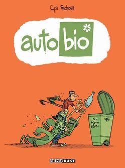 Auto-Bio von Pedrosa,  Cyril, Wilksen,  Kai