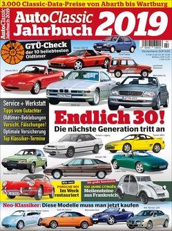 AUTO CLASSIC Jahrbuch 2019