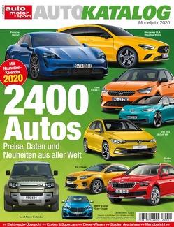 Auto-Katalog 2020