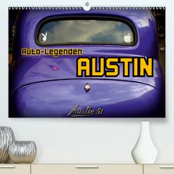 Auto-Legenden: AUSTIN (Premium, hochwertiger DIN A2 Wandkalender 2021, Kunstdruck in Hochglanz) von von Loewis of Menar,  Henning