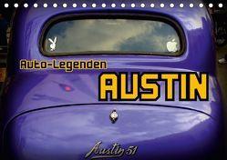 Auto-Legenden: AUSTIN (Tischkalender 2018 DIN A5 quer) von von Loewis of Menar,  Henning