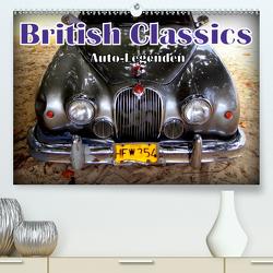 Auto-Legenden: British Classics(Premium, hochwertiger DIN A2 Wandkalender 2020, Kunstdruck in Hochglanz) von von Loewis of Menar,  Henning