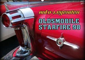 Auto-Legenden – OLDSMOBILE STARFIRE 98 (Wandkalender 2018 DIN A2 quer) von von Loewis of Menar,  Henning